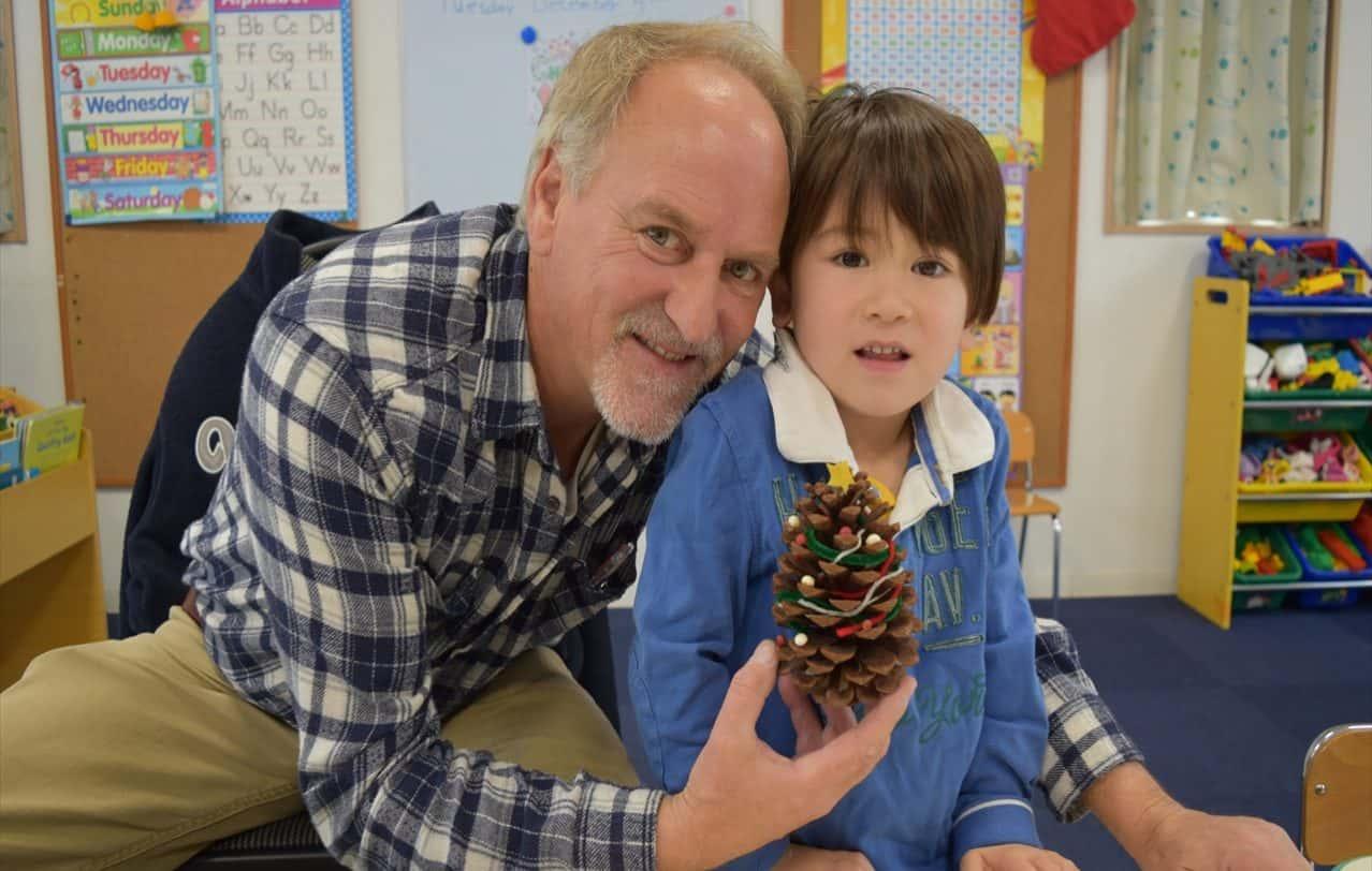 熊本ヒルトップインターナショナルスクールクリスマス