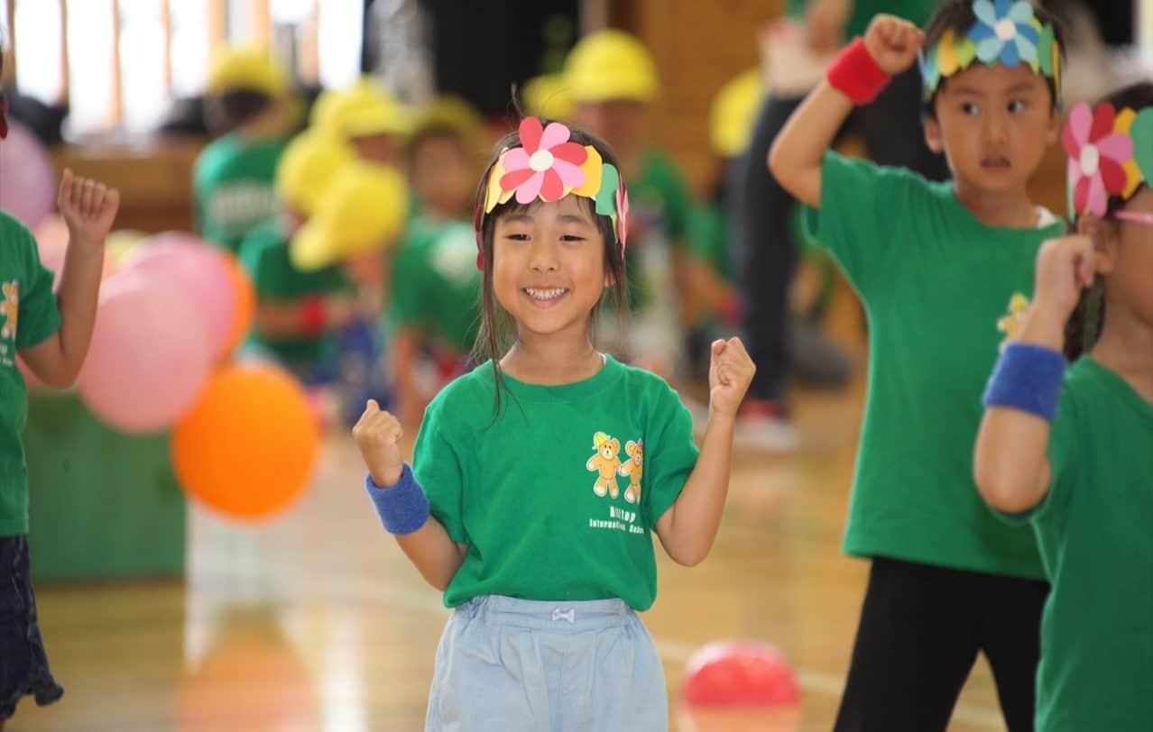 熊本ヒルトップインターナショナルスクール運動会